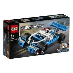 LEGO Technic Police Pursuit 42091 5702016369366