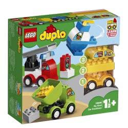 LEGO Duplo My First Οι Πρώτες Μου Αυτοκινητιστικές Δημιουργίες - My First Car Creations 10886 5702016367584