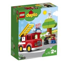 LEGO Duplo Town Πυροσβεστικό Φορτηγό - Fire Truck 10901 5702016367652
