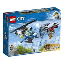 LEGO City Sky Police Drone Chase 60207 5702016369564