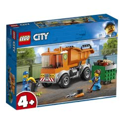 LEGO City Απορριμματοφόρο - Garbage Truck 60220 5702016369526