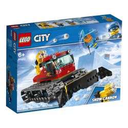 LEGO City Snow Groomer 60222 5702016369540