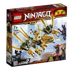 LEGO Ninjago Ο Χρυσός Δράκος - The Golden Dragon 70666 5702016367362