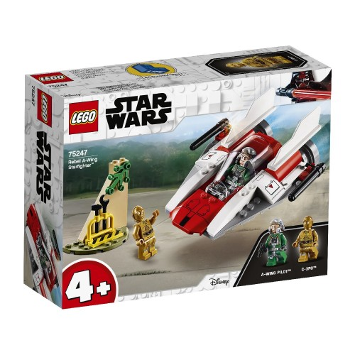 LEGO Star Wars Tm Rebel A -Wing Starfighter - Rebel A-Wing Starfighter 75247 5702016370430