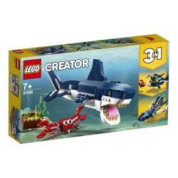 LEGO Creator Πλάσματα Της Βαθιάς Θάλασσας - Deep Sea Creatures 31088 5702016367836
