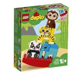 LEGO Duplo My First Τα Πρώτα Μου Ζωάκια Ακροβάτες - My First Balancing Animals 10884 5702016367560