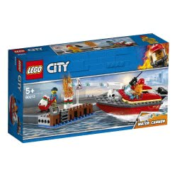 LEGO City Dock Side Fire 60213 5702016369250