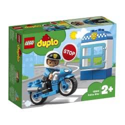 LEGO Duplo Town Αστυνομική Μοτοσικλέτα - Police Bike 10900 5702016367645