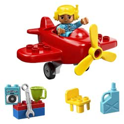 LEGO Duplo Town Αεροπλάνο - Plane 10908 5702016394757