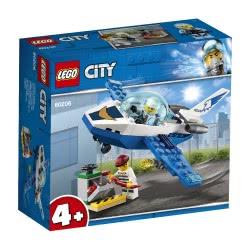 LEGO City Sky Police Jet Patrol 60206 5702016369816