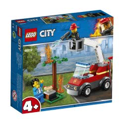 LEGO City Πυρκαγιά από Μπάρμπεκιου - Barbecue Burn Out 60212 5702016369243