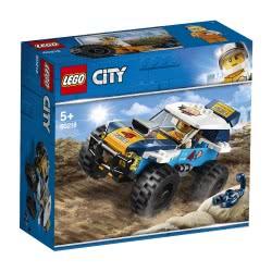 LEGO City Αγωνιστικό Αυτοκίνητο της Ερήμου - Desert Rally Racer 60218 5702016369502