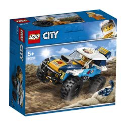 LEGO City Desert Rally Racer 60218 5702016369502