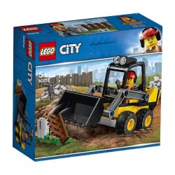 LEGO City Construction Loader 60219 5702016369519
