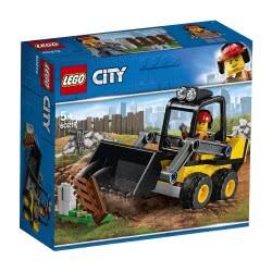 LEGO City Φορτωτής Οικοδομών - Construction Loader 60219 5702016369519