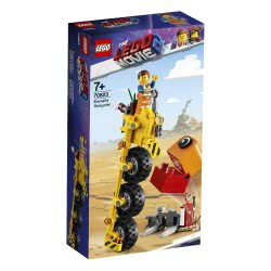 LEGO Movie 2 Emmets Thricycle! 70823 5702016367959
