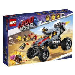 LEGO Movie 2 Emmet And Lucys Escape Buggy! 70829 5702016368116