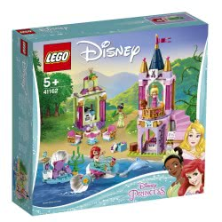 LEGO Disney Princess Ariel, Aurora, And Tianas Royal Celebration 41162 5702016368598