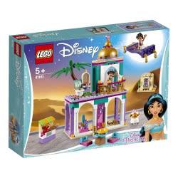 LEGO Disney Princess Aladdin And Jasmines Palace Adventures 41161 5702016368581