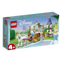 LEGO Disney Princess Η Βόλτα της Σταχτοπούτας με Άμαξα 41159 5702016368178