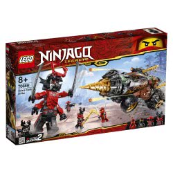 LEGO Ninjago Coles Earth Driller 70669 5702016367492