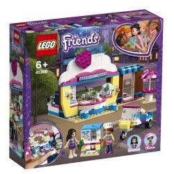 LEGO Friends Το Καφέ Με Καπ-Κέικς Της Ολίβια 41366 5702016369410
