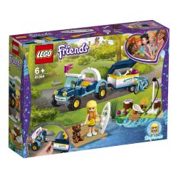 LEGO Friends Stephanies Buggy And Trailer 41364 5702016369397