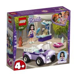 LEGO Friends Emmas Mobile Vet Clinic 41360 5702016370249