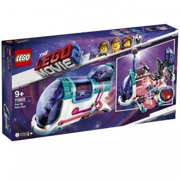 LEGO Movie 2 Λεωφορείο Για Πάρτι Pop-Up - Pop-Up Party Bus 70828 5702016368109