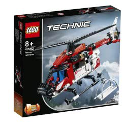 LEGO Technic Ελικόπτερο Διάσωσης - Rescue Helicopter 42092 5702016369571