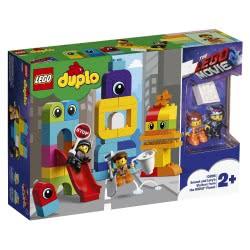 LEGO Duplo Movie 2 Οι Επισκέπτες Του Έμμετ Και Της Λούσυ Από Τον Πλανήτη DUPLO 10895 5702016367638