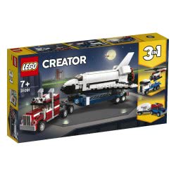 LEGO Creator Μεταφορικό Διαστημικό Λεωφορείο - Shuttle Transporter 31091 5702016367867