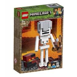 LEGO Minecraft Skeleton Bigfig With Magma Cube 21150 5702016370881