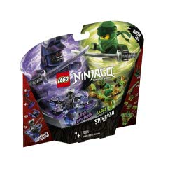 LEGO Ninjago Σπιντζίτσου Λόιντ Εναντίον Γκάρμαντον - Spinjitzu Lloyd Vs. Garmadon 70664 5702016367348