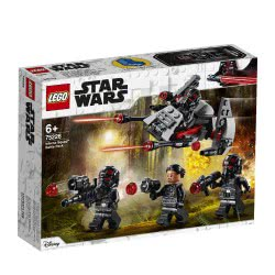 LEGO Star Wars Tm Inferno Squad Battle Pack 75226 5702016370126
