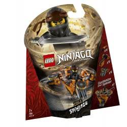 LEGO Ninjago Σπιντζίτσου Κόουλ - Spinjitzu Cole 70662 5702016367324