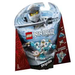 LEGO Ninjago Σπιντζίτσου Ζέιν - Spinjitzu Zane 70661 5702016367317