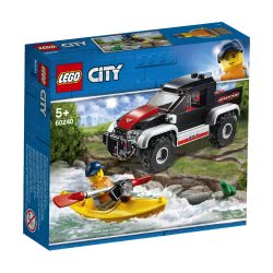 LEGO City Περιπέτεια Με Καγιάκ - Kayak Adventure 60240 5702016396188