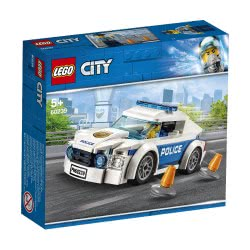 LEGO City Police Patrol Car 60239 5702016396201