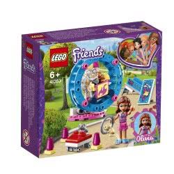 LEGO Friends Παιχνιδότοπος Για Χάμστερ Της Ολίβια 41383 5702016394856