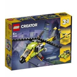 LEGO Creator Περιπέτεια Με Ελικόπτερο - Helicopter Adventure 31092 5702016395389