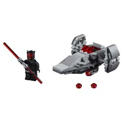 LEGO Star Wars Tm Sith Infiltrator Microfighter 75224 5702016370102