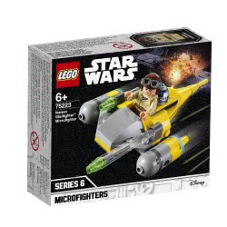 LEGO Star Wars Tm Naboo Starfighter Microfighter 75223 5702016370096