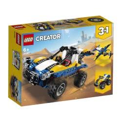 LEGO Creator Μπάγκι Της Άμμου - Dune Buggy 31087 5702016367829