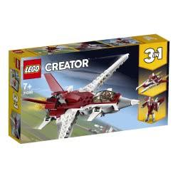 LEGO Creator Φουτουριστικό Αεροσκάφος - Futuristic Flyer 31086 5702016367812