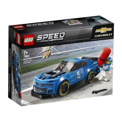 LEGO Speed Champions Chevrolet Camaro ZL1 Race Car 75891 5702016370959