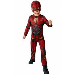 Rubies Αποκριάτικη Στολή The Flash Dc Comics Justice League Νο. Μ (5-6 χρονών) 640261M 883028250042