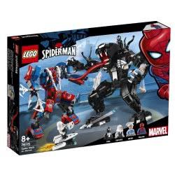 LEGO Marvel Super Heroes Spider Mech Vs. Venom 76115 5702016368888