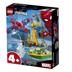LEGO Marvel Super Heroes Spider-Man: Doc Ock Diamond Heist 76134 5702016369748