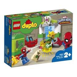 LEGO Duplo Σπάιντερ Μαν Εναντίον Ελέκτρο - Spider-Man Vs. Electro 10893 5702016367621
